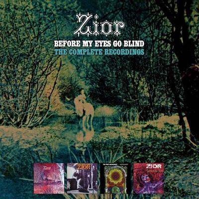 Before My Eyes Go Blind: Complete Recordings (4CD)