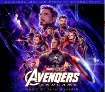 アベンジャーズ/エンドゲーム Avengers: Endgame オリジナルサウンドトラック (ピクチャー仕様/アナログレコード)