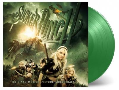 エンジェル・ウォーズ Sucker Punch オリジナルサウンドトラック (カラーヴァイナル仕様/2枚組/180グラム重量盤レコード)