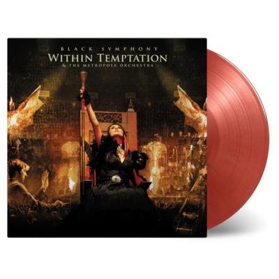 Black Symphony (カラーヴァイナル仕様/3枚組アナログ/180グラム重量盤レコード/Music On Vinyl)