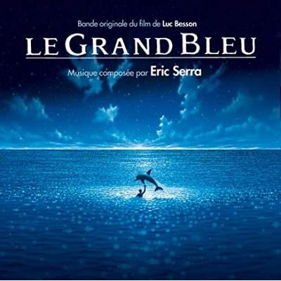 グラン・ブルー Le Grand Bleu オリジナルサウンドトラック (2枚組アナログレコード)