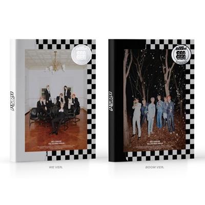 3rd Mini Album: We Boom (ランダムカバー・バージョン)