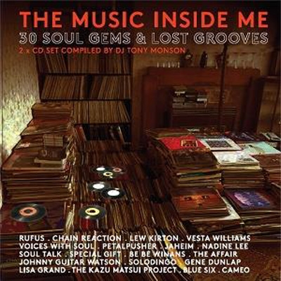 Music Inside Me: 30 Soul Gems & Lost Grooves