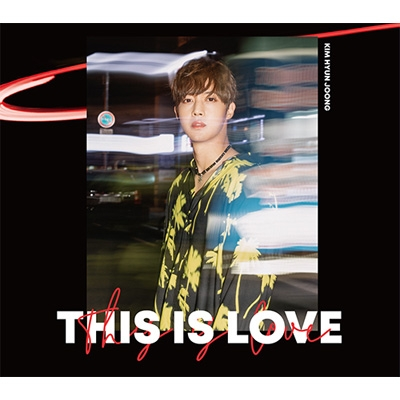 THIS IS LOVE 【Type-A】(+DVD)