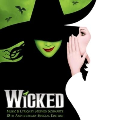 Wicked Original Broadway Cast Recording / The 15th Anniversary (2枚組アナログレコード)