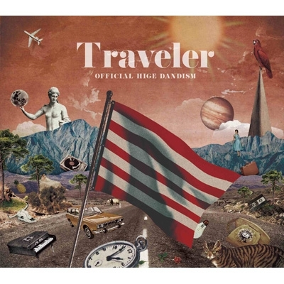 Traveler 【初回限定盤 LIVE DVD盤】