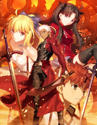 Fate/stay night [Unlimited Blade Works] Blu-ray Disc Box Standard Edition 【通常盤】