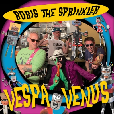 Vespa To Venus