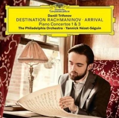 ダニール・トリフォノフ / ラフマニノフ:ピアノ協奏曲第1番・第3番 (2枚組アナログレコード)