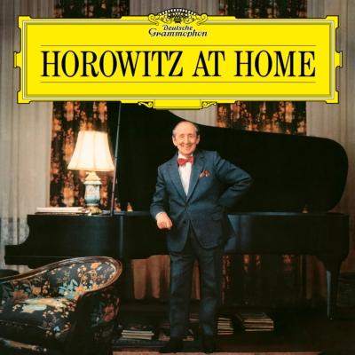 『ホロヴィッツ・アット・ホーム』 ウラディミール・ホロヴィッツ (180グラム重量盤レコード)