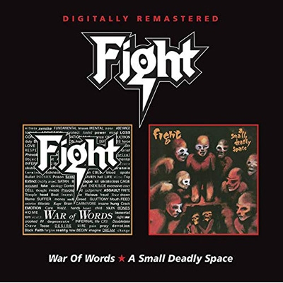 War Of Words / A Small Deadly Space