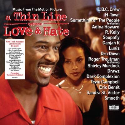 バッドフェロー Thin Line Between Love & Hate オリジナルサウンドトラック (アナログレコード)