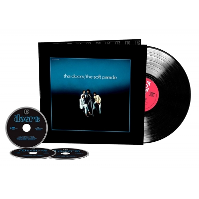 Soft Parade (50th Anniversary Deluxe Edition)(3CD+LP)