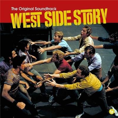 ウエストサイド物語 West Side Story オリジナルサウンドトラック (アナログレコード)