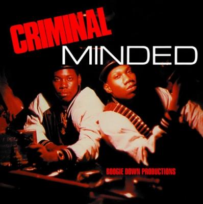 Criminal Minded (レッド・ヴァイナル仕様/2枚組アナログレコード)