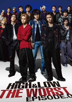 HiGH&LOW THE WORST EPISODE.0 ≪Blu-ray Disc2枚組≫