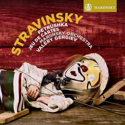 『ペトルーシュカ』『かるた遊び』 ワレリー・ゲルギエフ&マリインスキー歌劇場管弦楽団(日本語解説付)