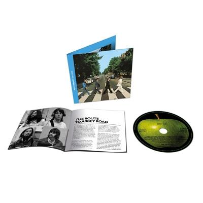 ABBEY ROAD: 50周年記念レギュラーエディション