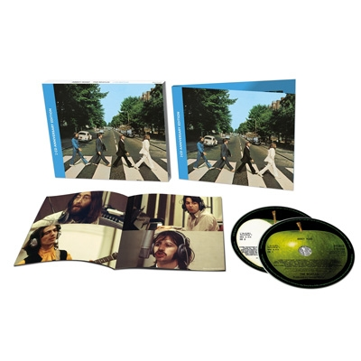 ABBEY ROAD: 50周年記念デラックスエディション (SHM-CD 2枚組)