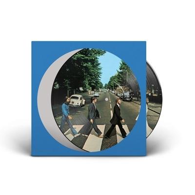 Abbey Road Anniversary Edition 【完全生産限定盤】(ピクチャーディスク仕様/アナログレコード)