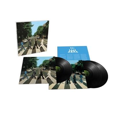Abbey Road Anniversary Edition (3枚組アナログレコード)
