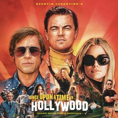 ワンス・アポン・ア・タイム・イン・ハリウッド Once Upon A Time In Hollywood オリジナルサウンドトラック (イエロー・ヴァイナル仕様/2枚組アナログレコード)