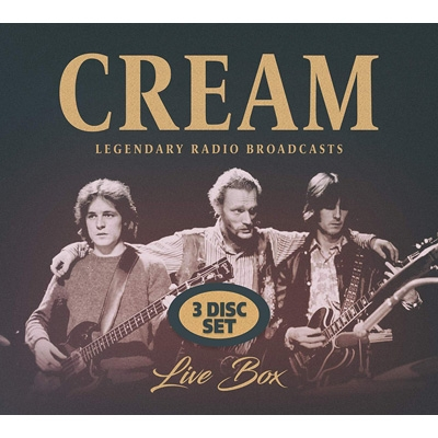 Live Box: Legendary Radio Broadcasts (3CD)