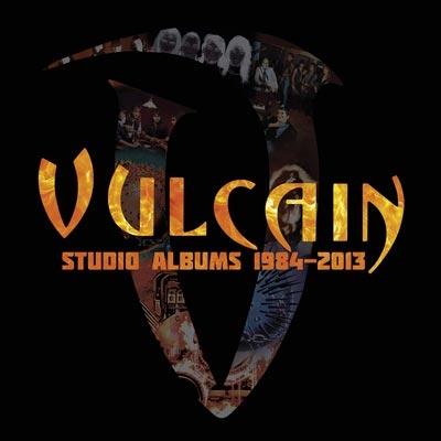 Studio Albums 1984-2013 (8CD)