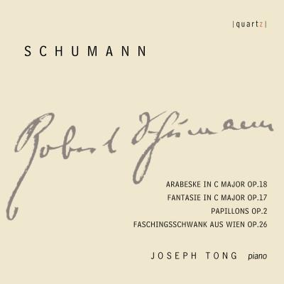 ウィーンの謝肉祭の道化、アラベスク、幻想曲、蝶々 ジョセフ・トング