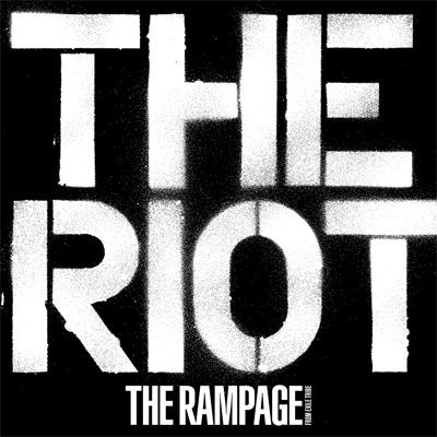 THE RIOT (CD+Blu-ray)