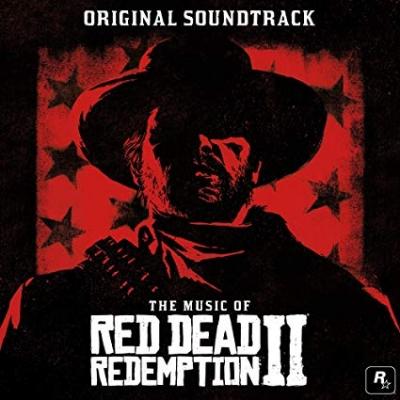 レッド・デッド・リデンプション2 Music Of Red Dead Redemption 2 オリジナルサウンドトラック (レッド・ヴァイナル仕様/2枚組アナログレコード/Lake Shore)