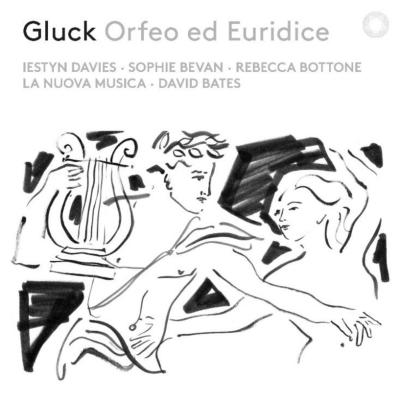 『オルフェオとエウリディーチェ』全曲 デイヴィッド・ベイツ&ラ・ヌオヴァ・ムジカ、イェスティン・デイヴィス、S.ベヴァン、R.ボットーネ(2018 ステレオ)