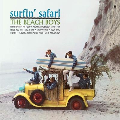 Surfin' Safari (カラーヴァイナル仕様/180グラム重量盤レコード)(+7インチシングル)
