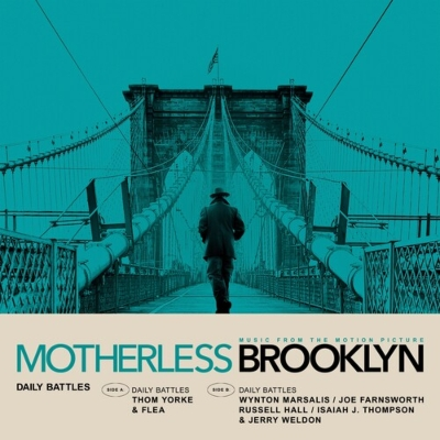 Daily Battles (From Motherless Brooklyn: Original Motion Picture Soundtrack)(7インチアナログシングル)