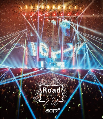 "GOT7 ARENA SPECIAL 2018-2019 ""Road 2 U"" (DVD)"