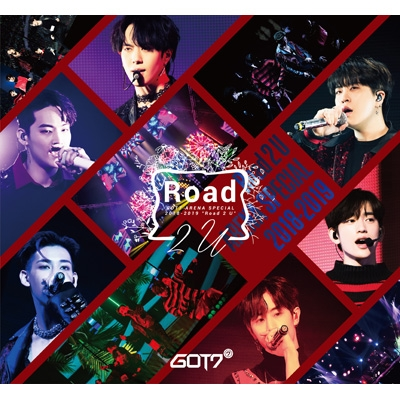 """GOT7 ARENA SPECIAL 2018-2019 """"Road 2 U"""" 【完全生産限定盤】(Blu-ray+DVD+フォトブック)"""