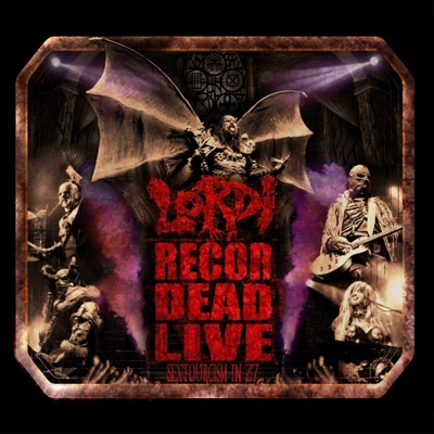 LORDI - Recordead Live - Sextourcism In Z7 album/DVD review - KICK ASS Forever