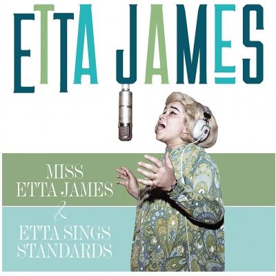 Miss Etta James & Etta Sings Standards (180グラム重量盤レコード)