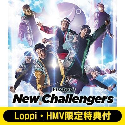 New Challengers 【初回限定盤】