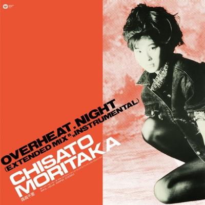 OVERHEAT.NIGHT(EXTENDED MIX)【2019 レコードの日 限定盤】(12インチシングルレコード)