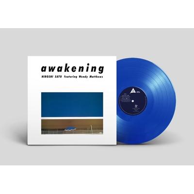 アウェイクニング -Clear Blue Vinyl-【2019 レコードの日 限定盤】(クリア・ブルー・ヴァイナル仕様/アナログレコード)