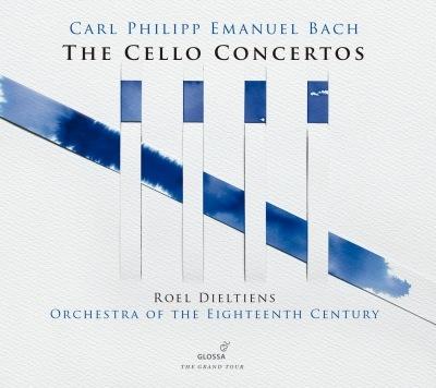 チェロ協奏曲集 ロエル・ディールティエンス、18世紀オーケストラ