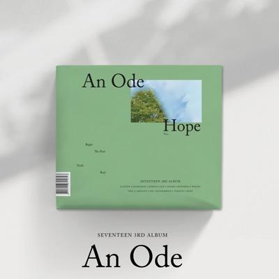 《ランダムポストカード付き》 3RD ALBUM: An Ode (VER.3 /Hope)