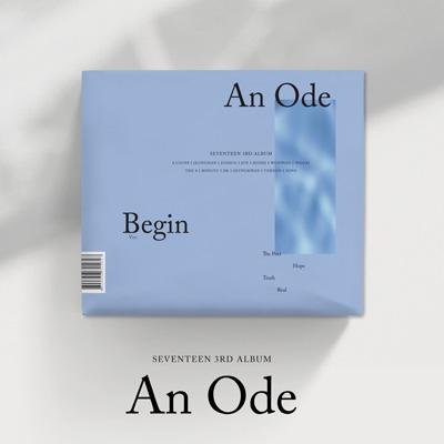 《ランダムポストカード付き》 3RD ALBUM: An Ode (VER.1 /Begin)