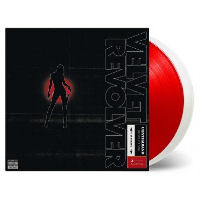 Contraband (カラーヴァイナル仕様/180グラム重量盤レコード/Music On Vinyl)