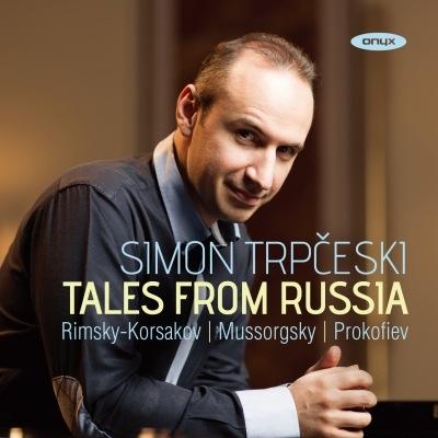 リムスキー=コルサコフ:シェエラザード(ピアノ独奏版)、ムソルグスキー:禿山の一夜(ピアノ独奏版)、プロコフィエフ:年老いた祖母の物語 シモン・トルプチェスキ