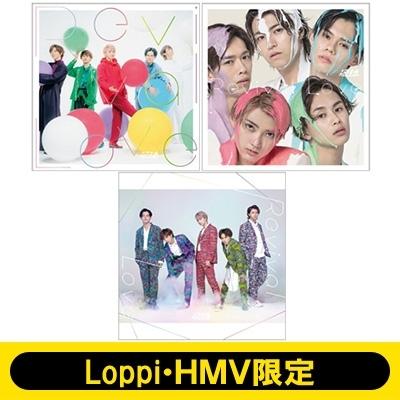 《Loppi・HMV限定「サヨナラは雪のあとで」CD付3形態セット》 Revival Love