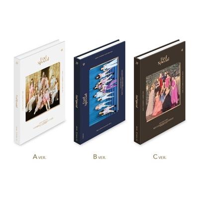 8th Mini Album: Feel Special (ランダムカバー・バージョン)