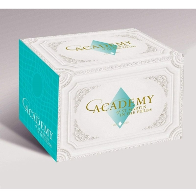 ASMF 60〜アカデミー・オブ・セント・マーティン・イン・ザ・フィールズ 60周年記念ボックス(60CD)