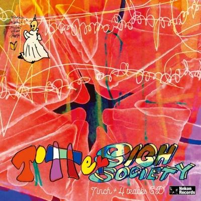 Totter (feat.Inko)7inch Edit (7インチシングルレコード+CD)